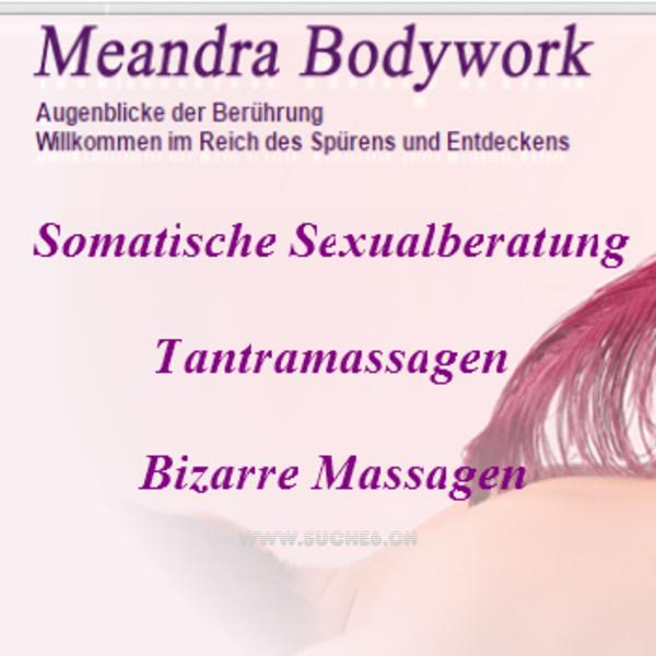 Meandra Bodywork Aarau Neuenburgerstrasse