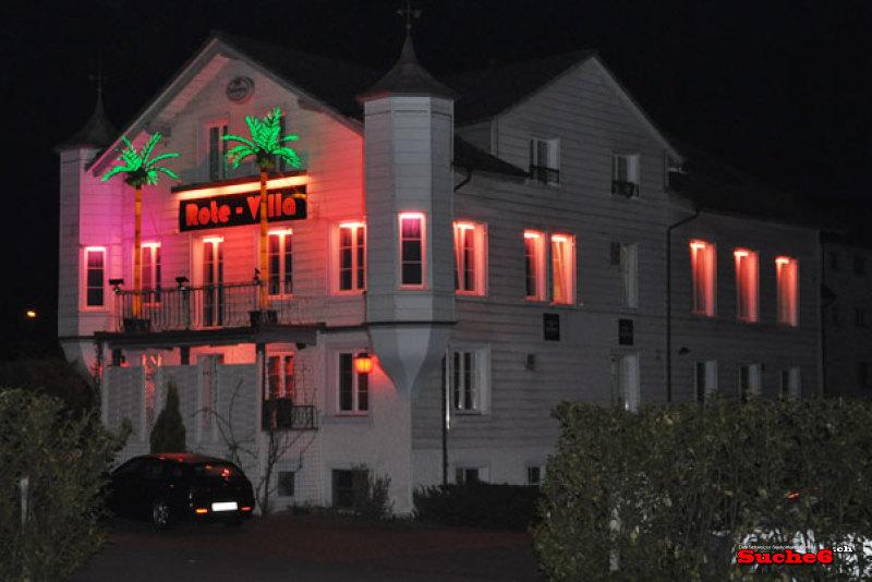 Rote Villa Märstetten Weinfelderstrasse 1