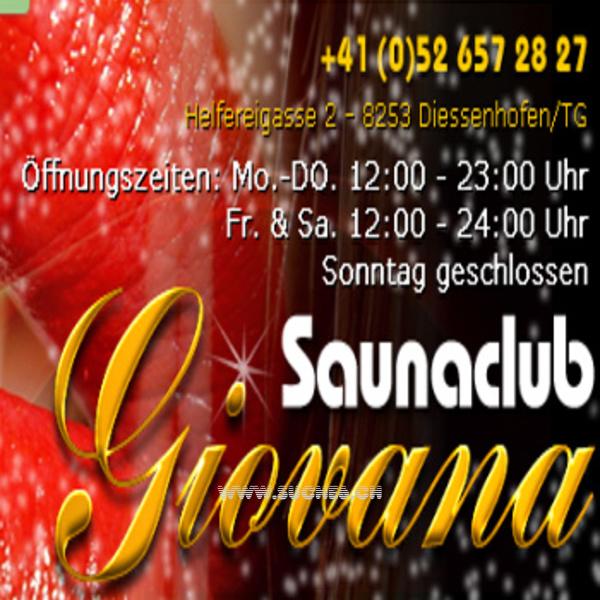 Saunaclub Giovanni Diessenhofen Weinfelderstrasse 7